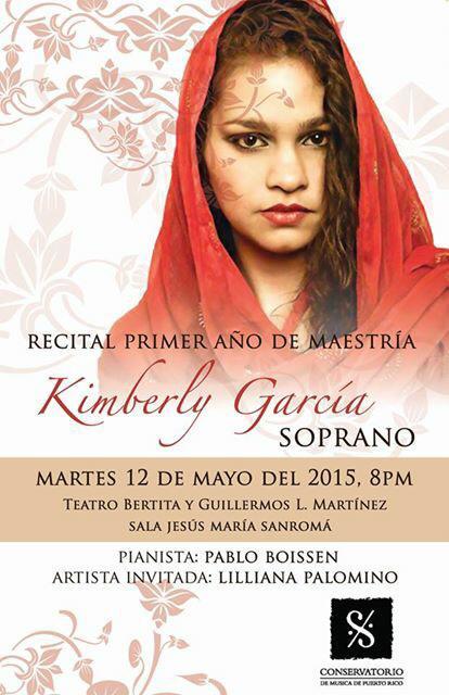 Kimberly Garcia Soprano